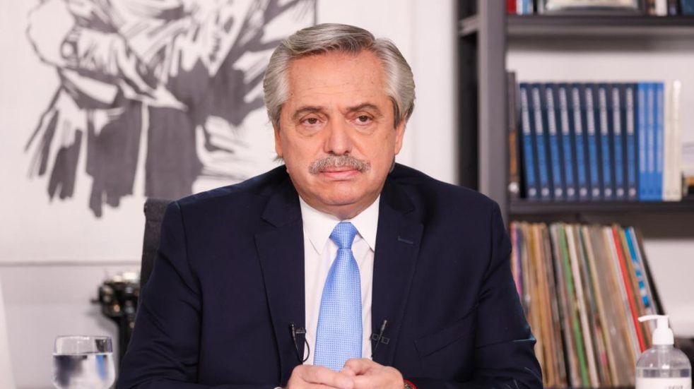 Alberto Fernández cerró más el AMBA y pidió a los gobernadores que lo imiten