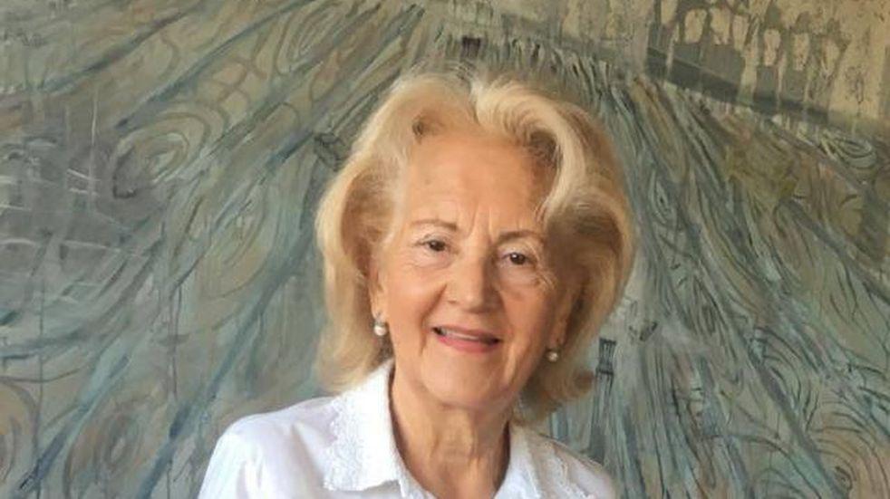 Doris Vázquez y su fórmula milagrosa para curar quemaduras