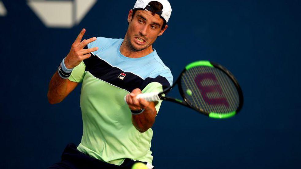 Guido Pella fue rápidamente eliminado en el ATP 500 de Viena