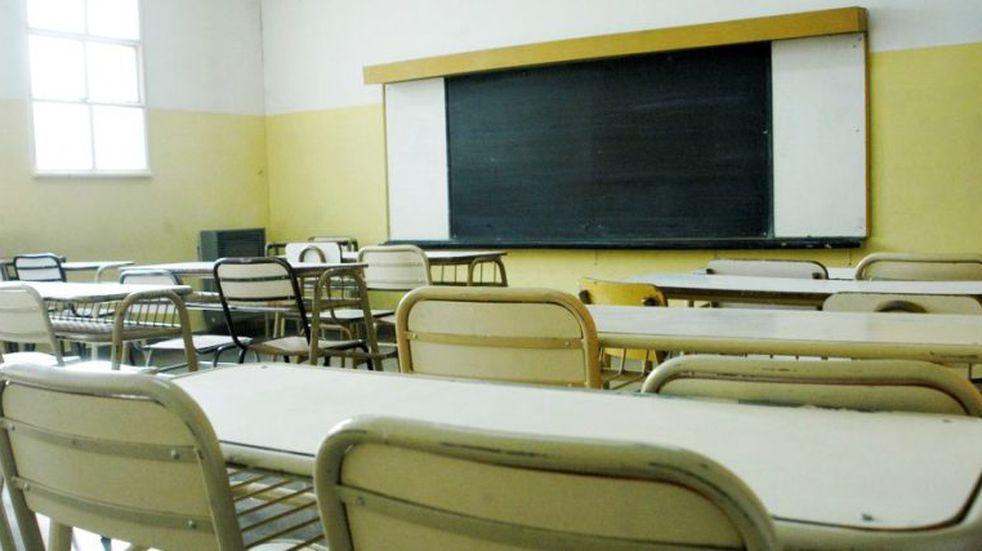 Continúan los trabajos en las escuelas para la vuelta a clases