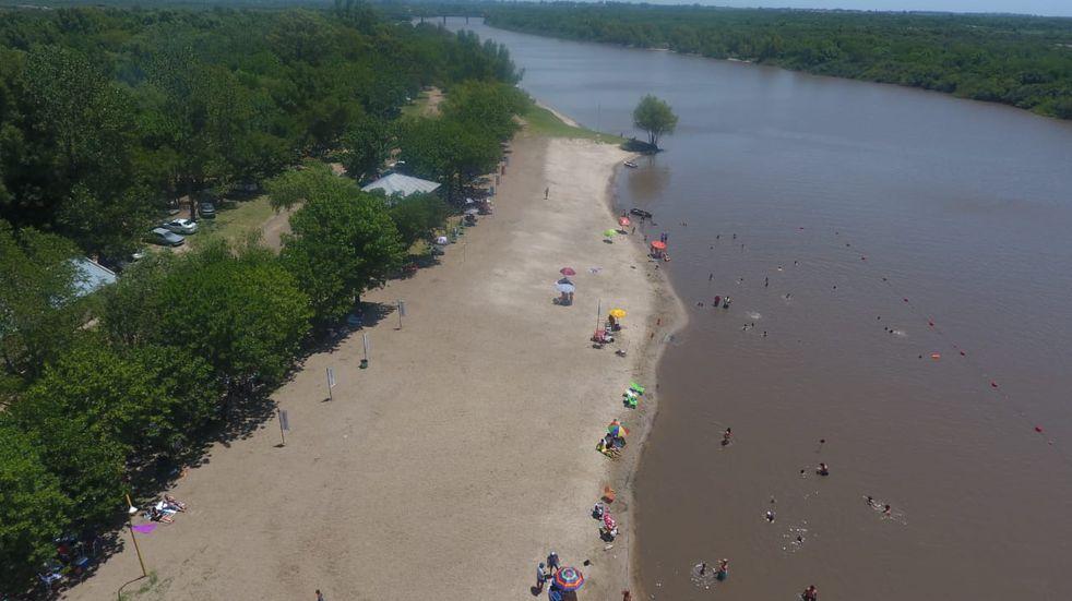 Con la aprobación del HCD la municipalidad comprará playa Parque del Sol