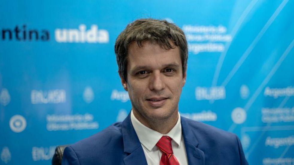 """Enrique Cresto: """"Estamos en una etapa de transformación de la provincia de Entre Ríos"""""""