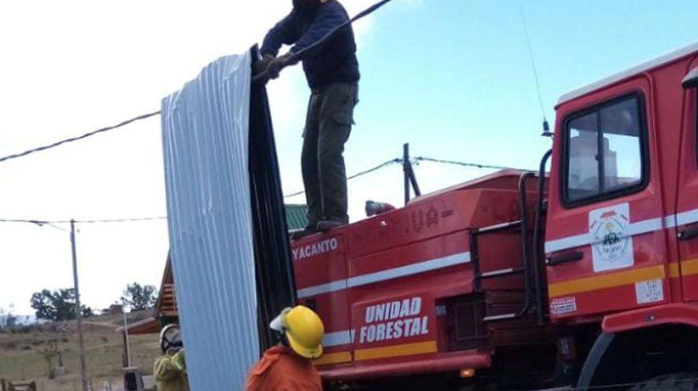 Temporal en Villa del Dique y Yacanto: el Gobierno de Córdoba anunció la ayuda