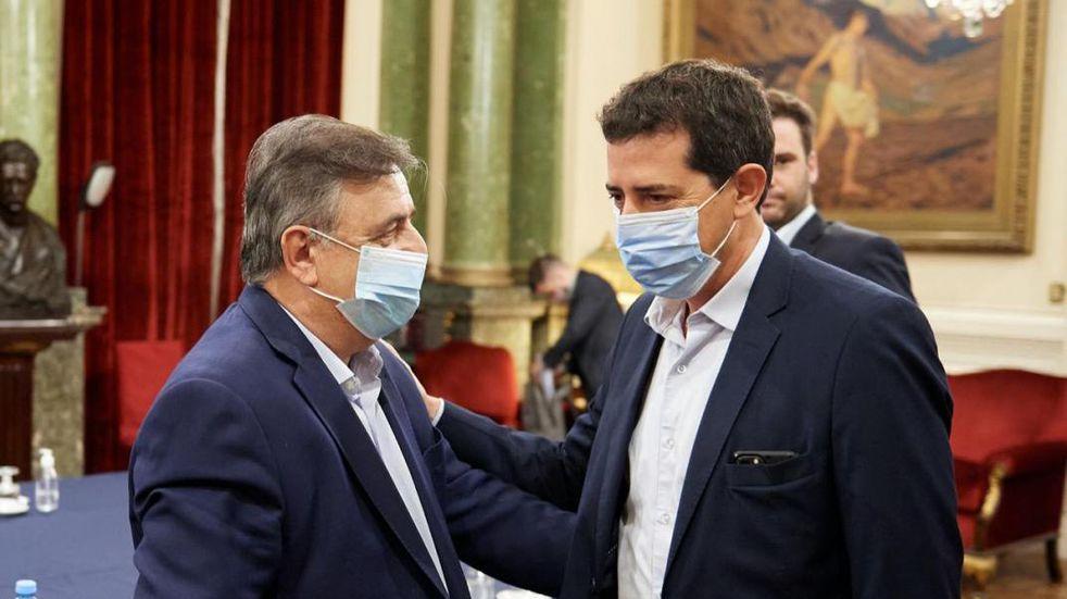 Clases presenciales: el enfrentamiento entre el oficialismo y la oposición impacta en Diputados