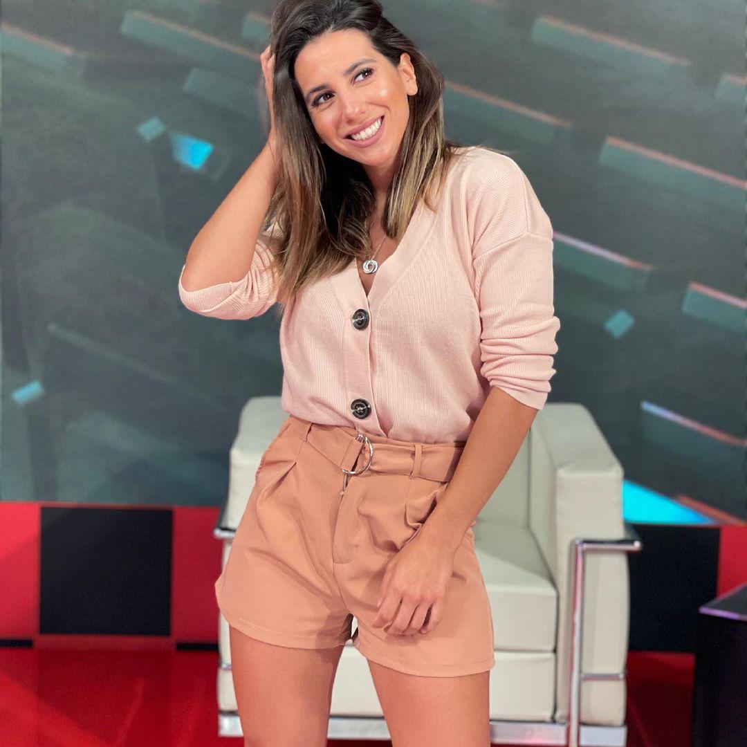 Cinthia Fernández y su cápsula deportiva