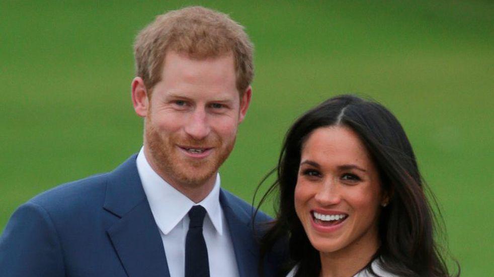 El príncipe Harry y Meghan Markle se casarán el 19 de mayo