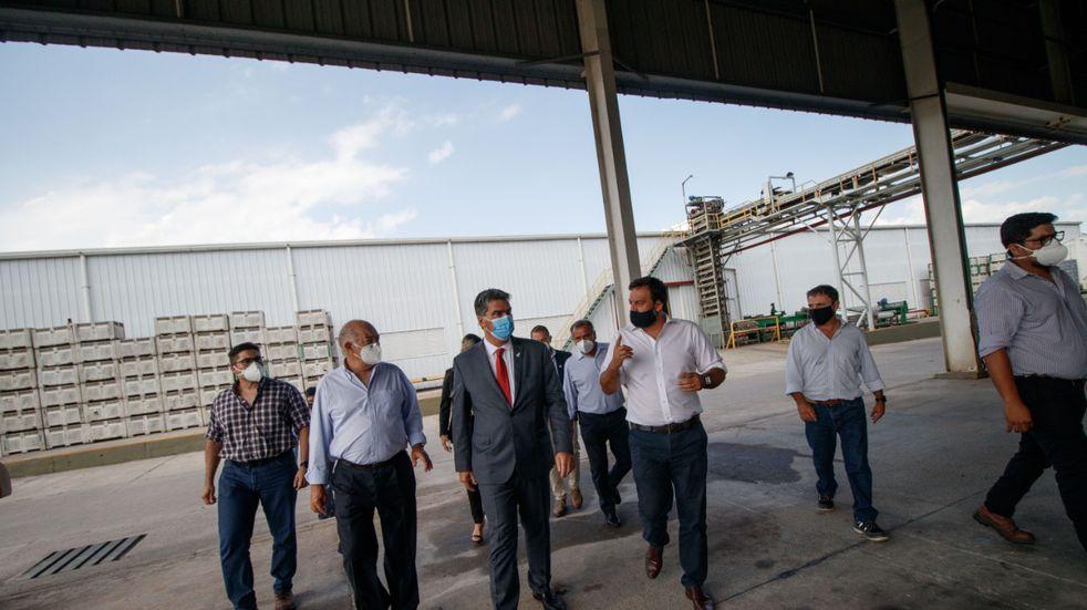 El gobernador del Chaco apoya prorrogar la ley de Biocombustibles