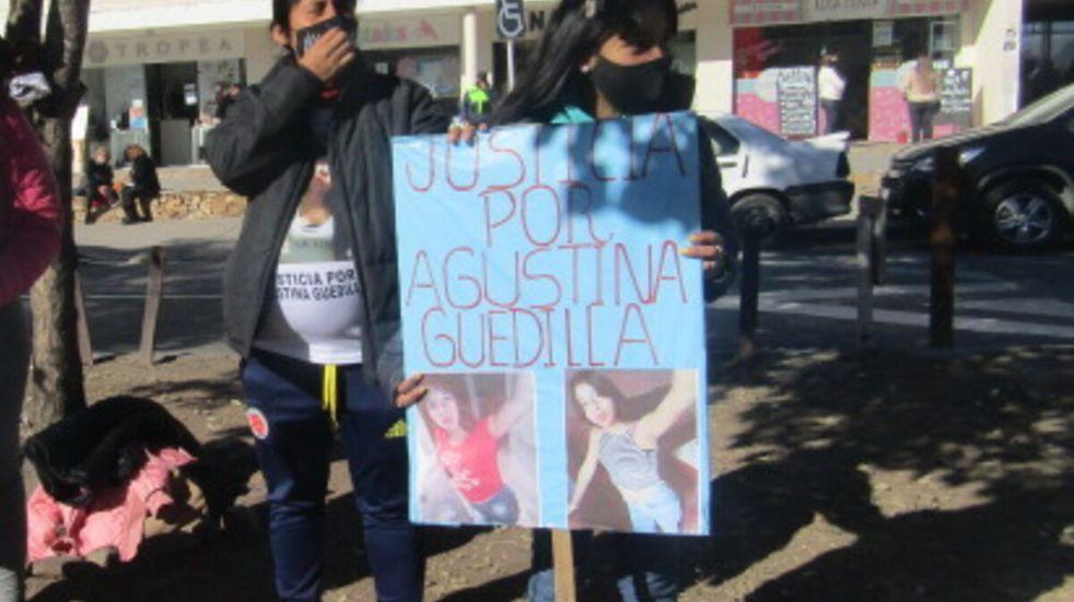 Condenaron a prisión perpetua al asesino de Agustina Guedilla