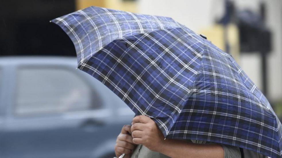 Alerta amarilla para Pérez: tormentas aisladas por la noche y fuertes el sábado