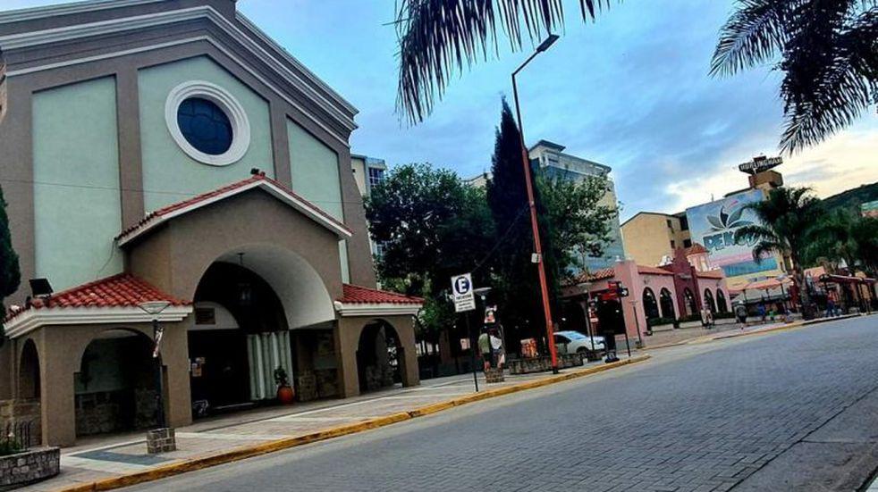Cuarentena flexibilizada: reapertura de iglesias y templos de culto en Carlos Paz