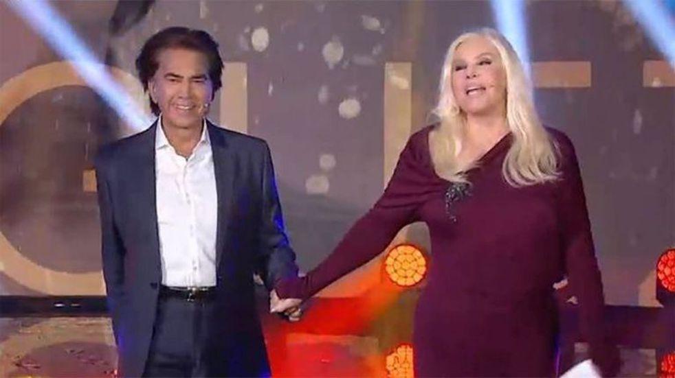 "El Puma Rodríguez le confesó a Susana Giménez: ""Me enamoré perdidamente de ti"""