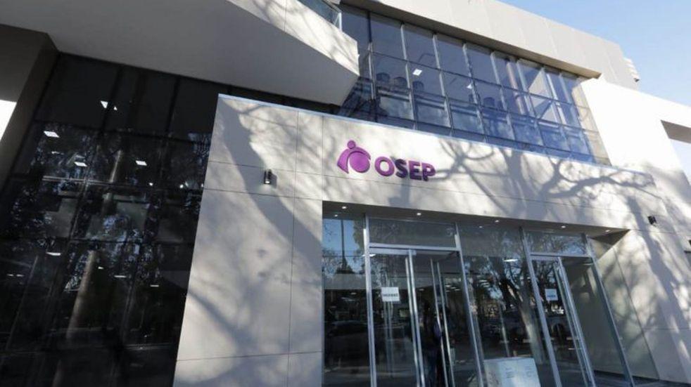 OSEP San Rafael, nuevo edificio.