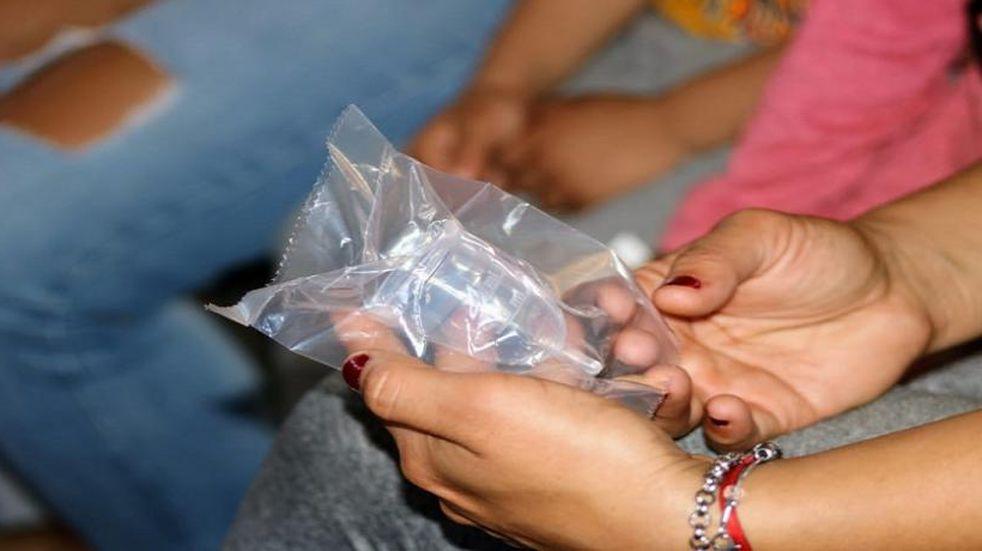 Nueva campaña de Gestión Menstrual en la localidad de Montecarlo
