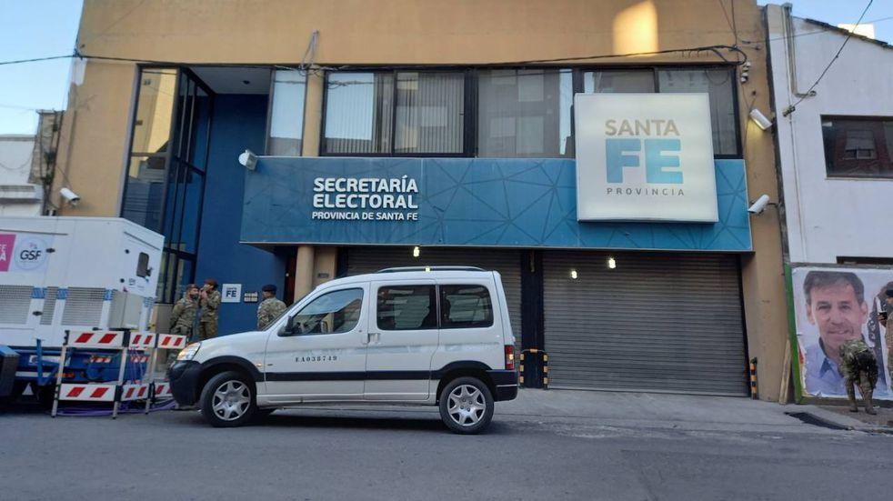 Elecciones 2021 en Santa Fe: se inicia el escrutinio definitivo de las PASO
