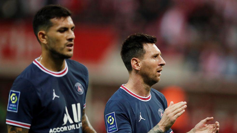 Cómo quedó el PSG en la tabla de la Ligue 1 tras el debut de Lionel Messi