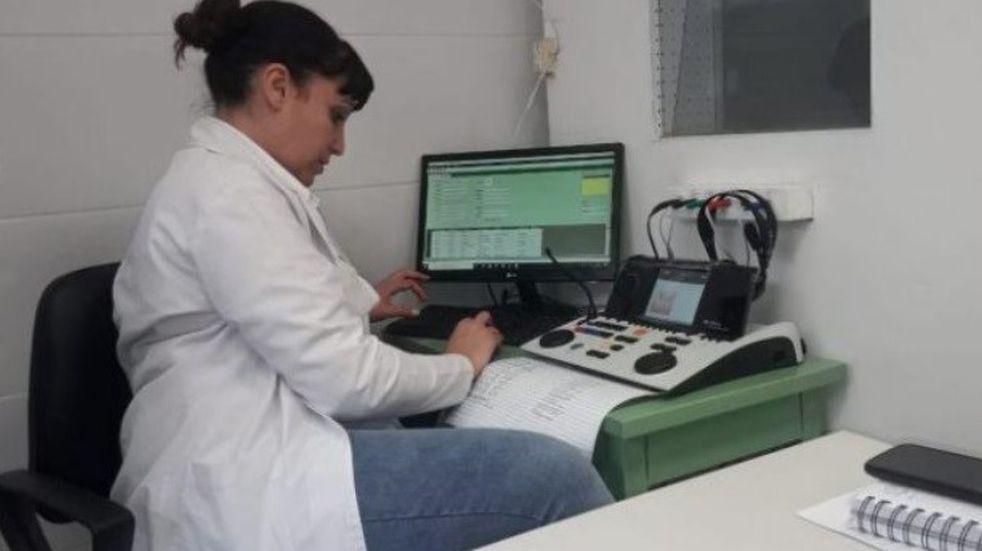 En San Carlos realizan audiometrías gratuitas con turnos programados