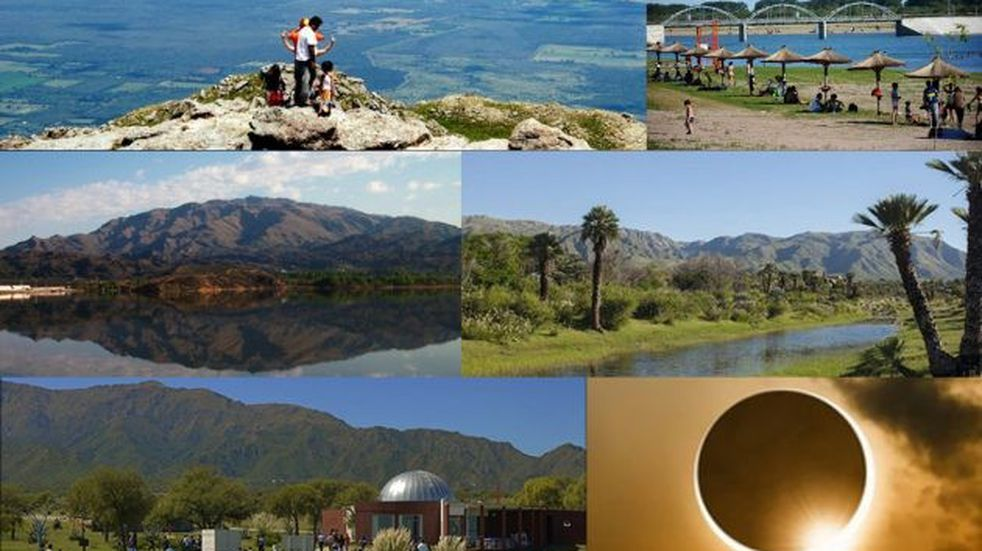 San Luis será un lugar privilegiado para disfrutar del eclipse solar