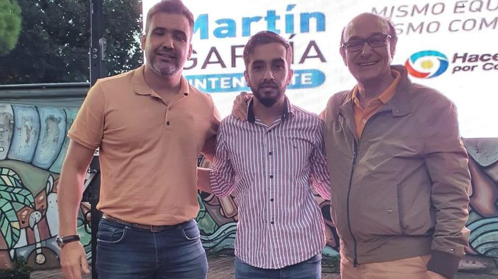 Contundente victoria de Hacemos por Córdoba en San Javier-Yacanto