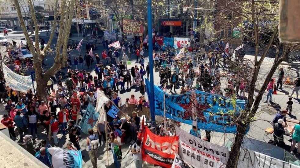 Representantes de movimientos sociales se reunieron con autoridades de la UCIP para pedirles trabajos