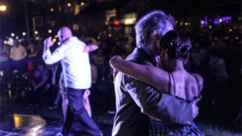 Se viene el campeonato de tango