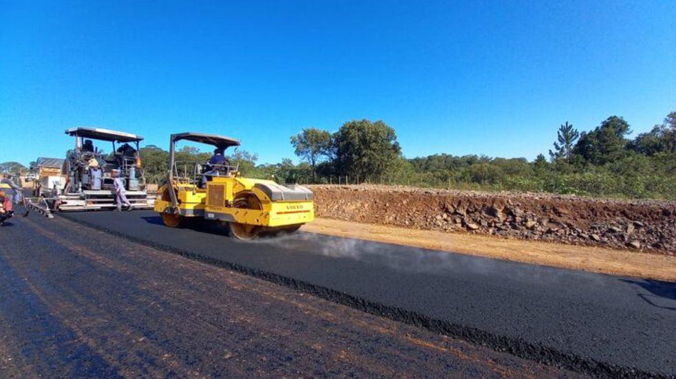 Pavimentación conectará a Profundidad a la red vial nacional