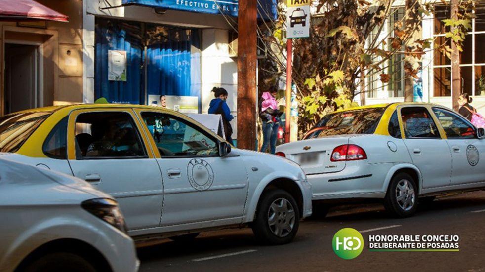 Posadas: se aprobó el aumento de un 37% del servicio de taxis
