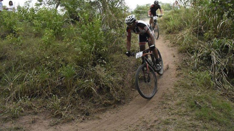 Comenzó el Regional de Mountain Bike