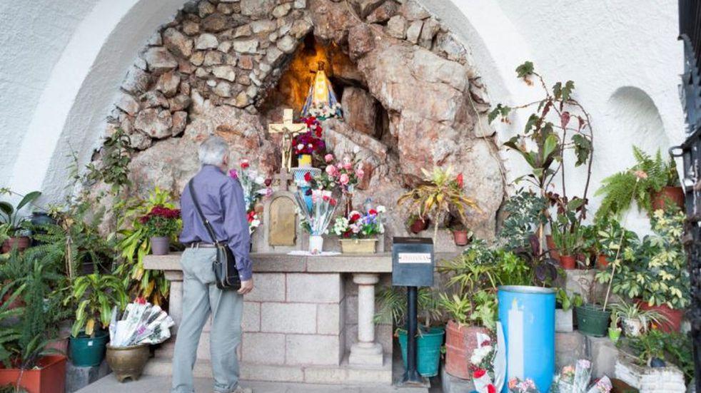Presentaron un anteproyecto de puesta en valor de La Gruta de la Virgen del Valle