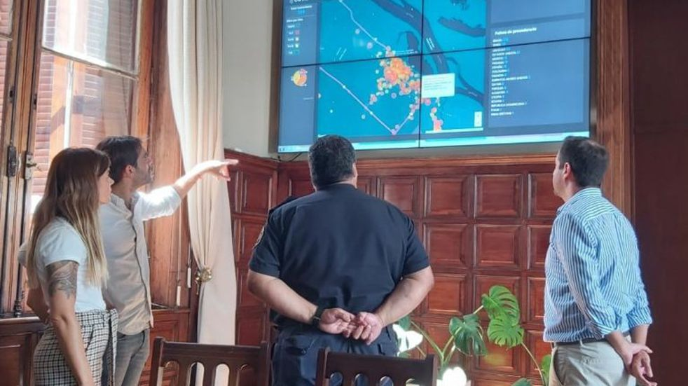 En San Nicolás monitorean a cada uno de los vecinos que viajaron al exterior