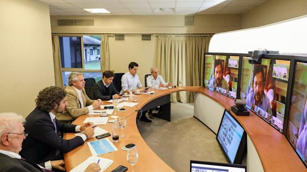 Coronavirus en Argentina: los gobernadores apoyaron la extensión del aislamiento
