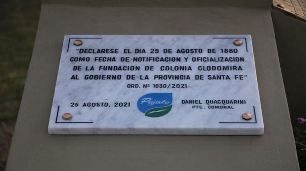 Aniversario de la fundación de Pujato en imágenes