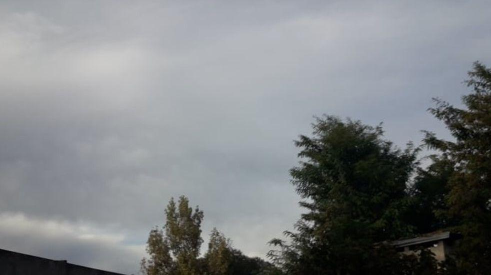 Punta Alta: sábado templado y parcialmente nublado