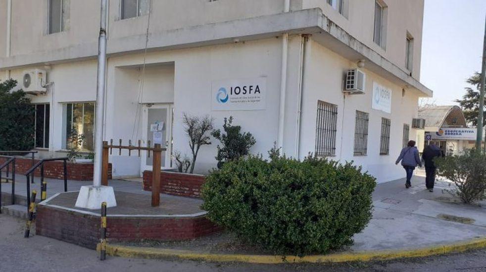 Delegación IOSFA Punta Alta