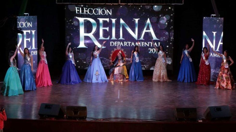 El estudiantado de Palpalá tiene reina: ella es Ana Cecilia Herrera