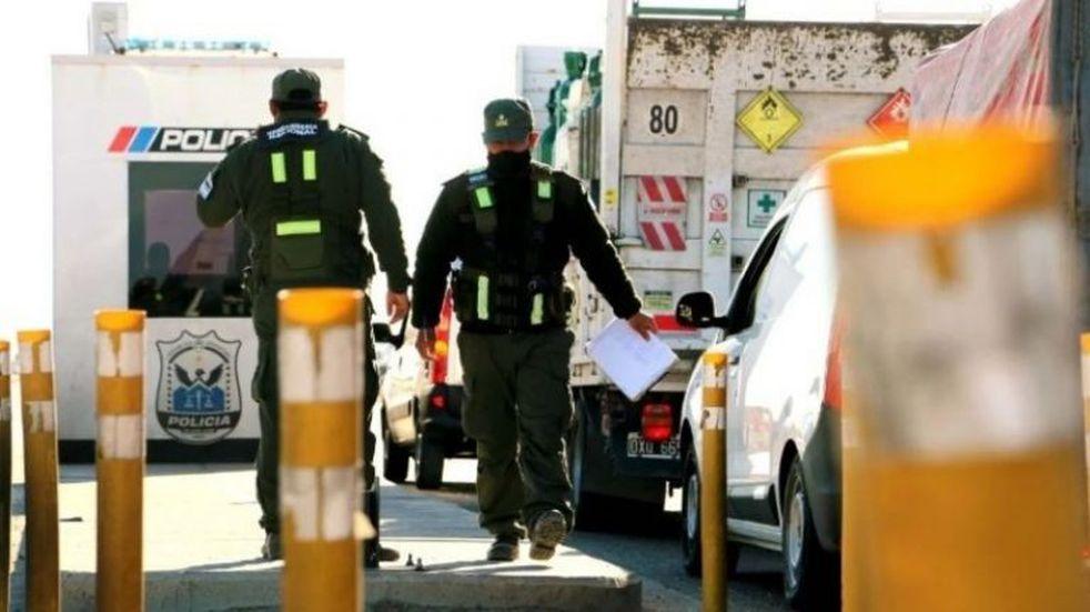 San Juan: otra vez dan positivo en el test rápido de Covid-19 tres camioneros