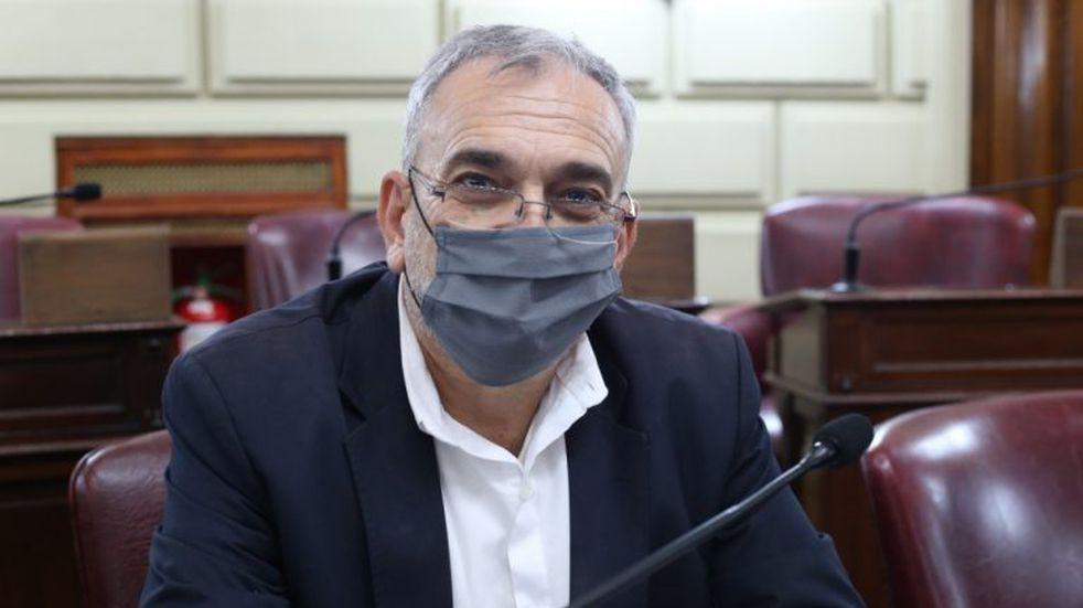 Alcides Calvo propone una tercera estación transformadora de energía para el área industrial