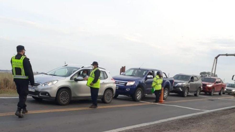 El fiscal general confirmó que los autos secuestrados en Santa Fe en cuarentena superaron los 2.200