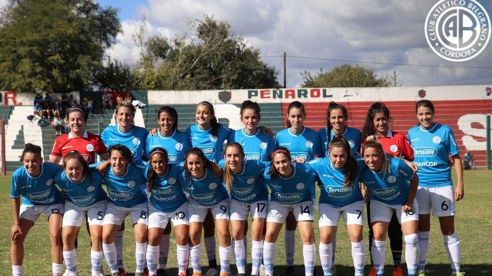 El fútbol femenino de Belgrano espera entrar al torneo de ascenso de AFA