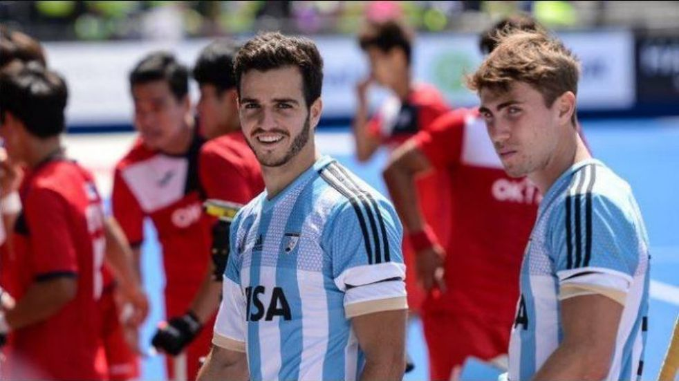 El sanjuanino Agustín Bugallo jugará el Mundial con Los Leones