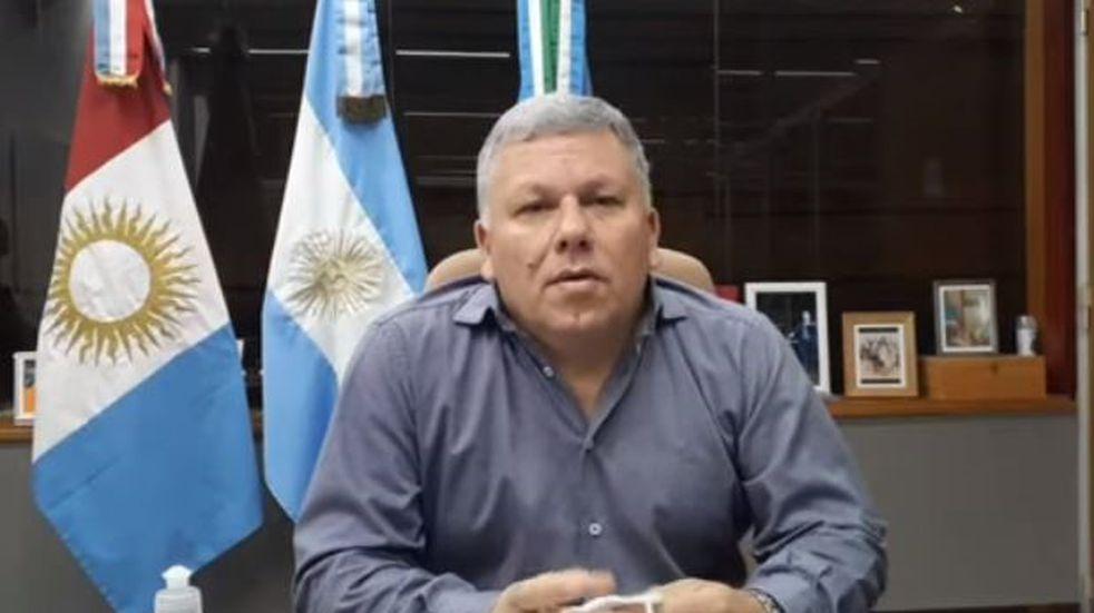 """Gustavo Benedetti: """"no es mi decisión ni mi idea hacer marcha atrás"""""""