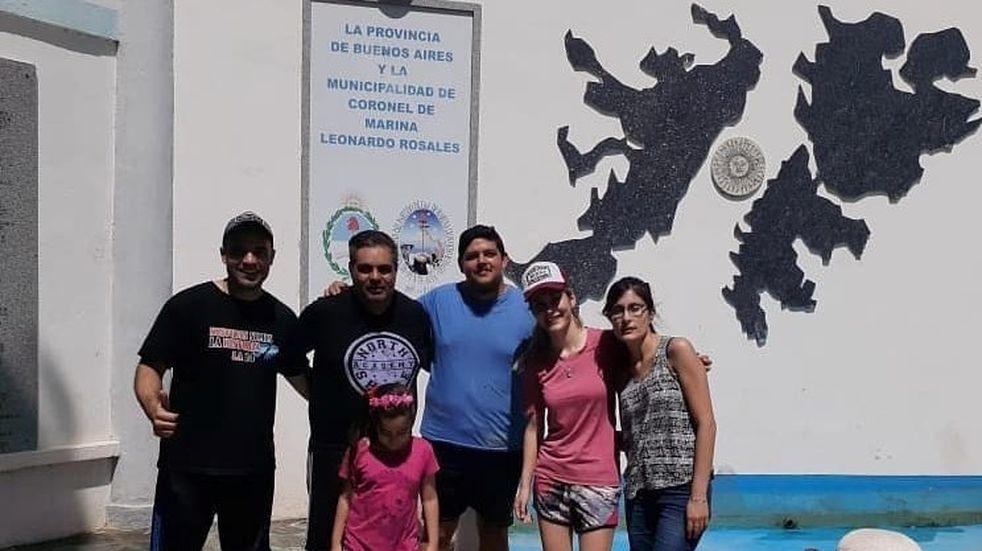 Acondicionaron el monumento dedicado A los Héroes de la Gesta de Malvinas