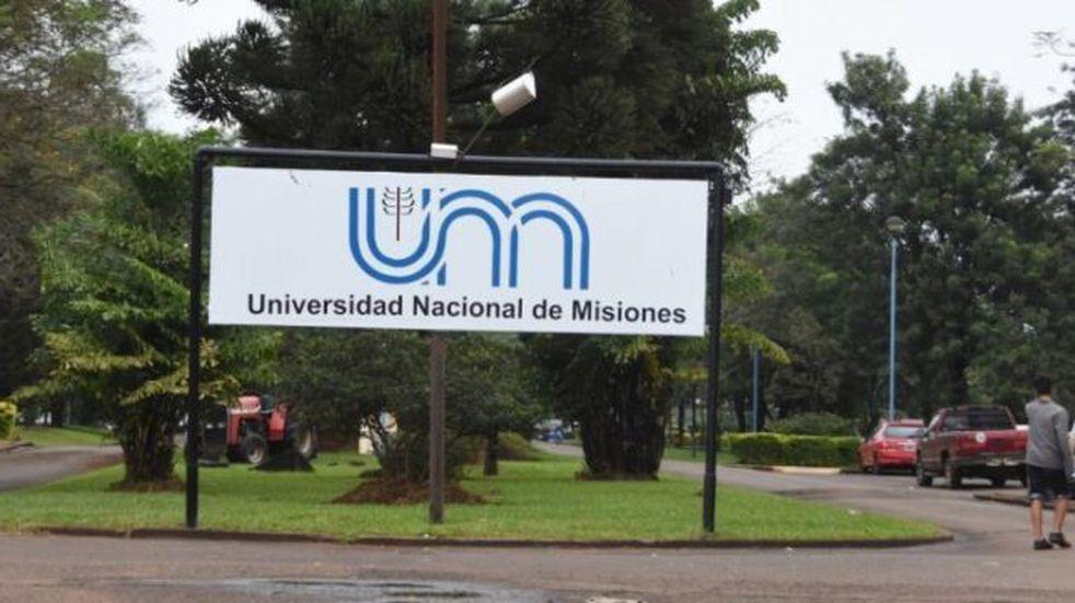 Las clases continuarán de manera virtual en la Universidad Nacional de Misiones