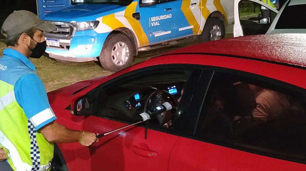 Seguridad Vial: comenzaron los controles preventivos de tránsito