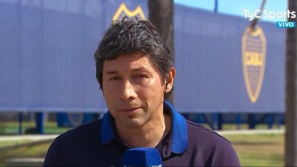 """Bermúdez, sobre la salida de Miguel Ángel Russo: """"Algunas cosas no estaban saliendo como se esperaba"""""""