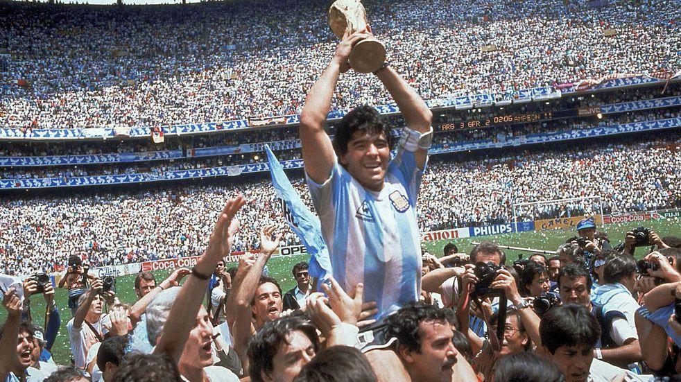 Se cumplen 35 años del título de la Selección Argentina en México 1986: es el primer aniversario sin Diego Maradona