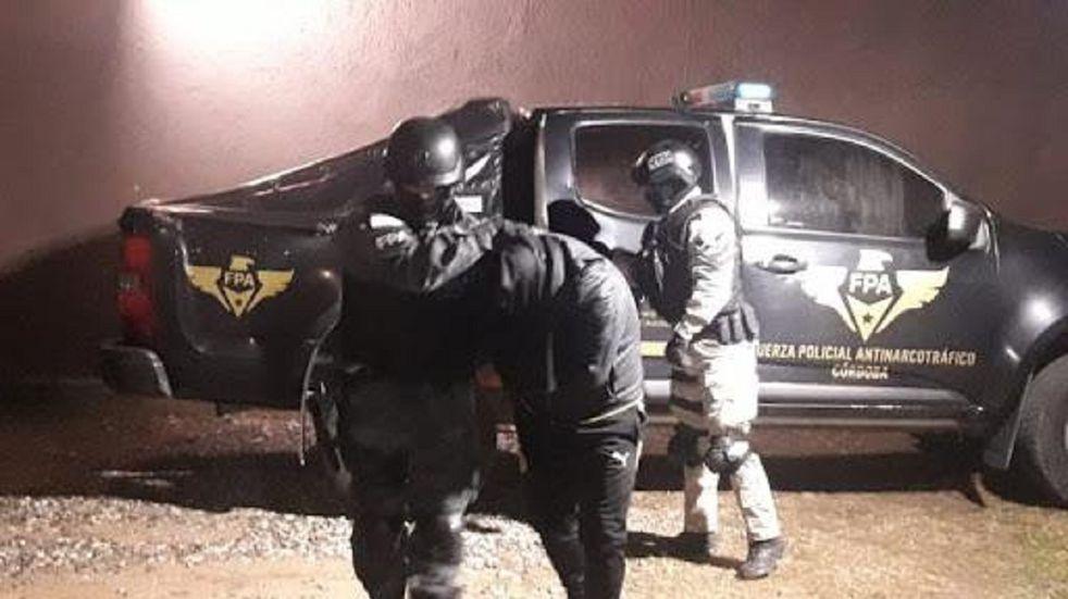 Córdoba: detienen a ex policía sospechado de ser un jefe del narco