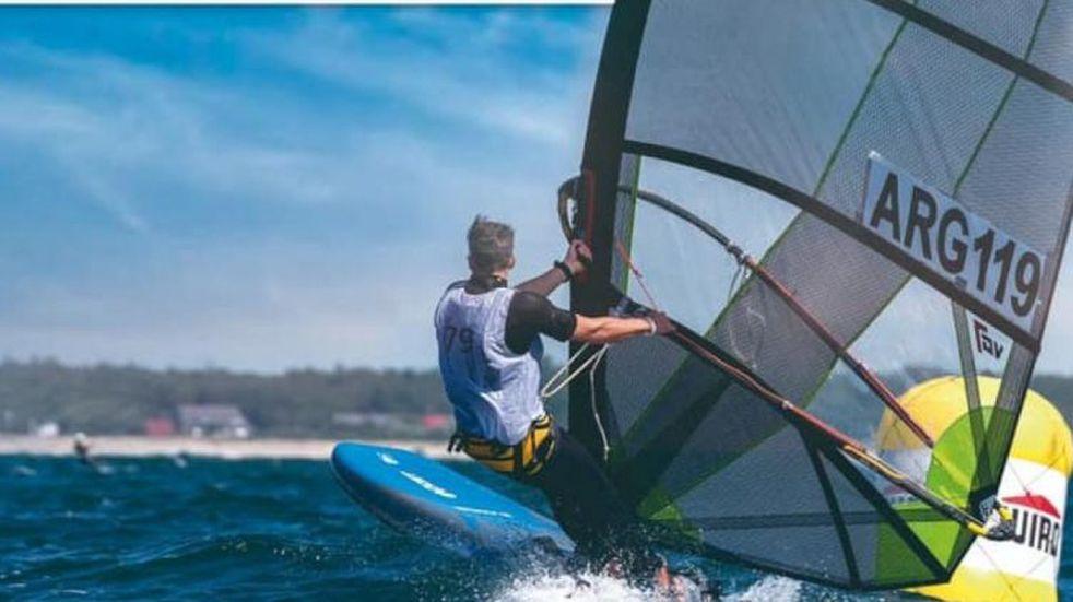 Todo listo para el Sudamericano de Windsurf en Carlos Paz
