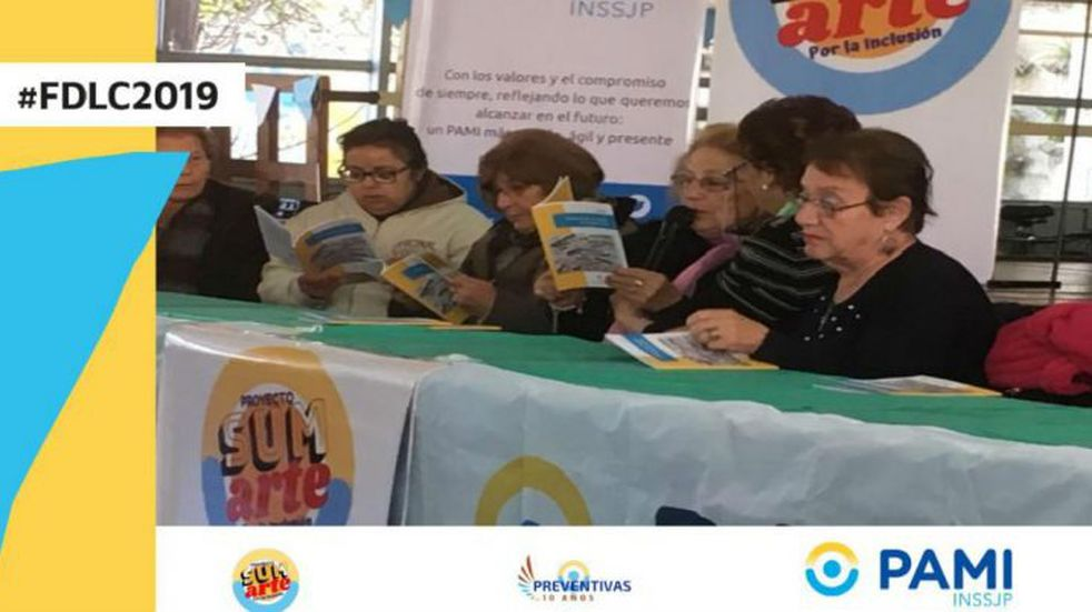 Saberes de grandes protagonistas se presenta en la Feria del Libro