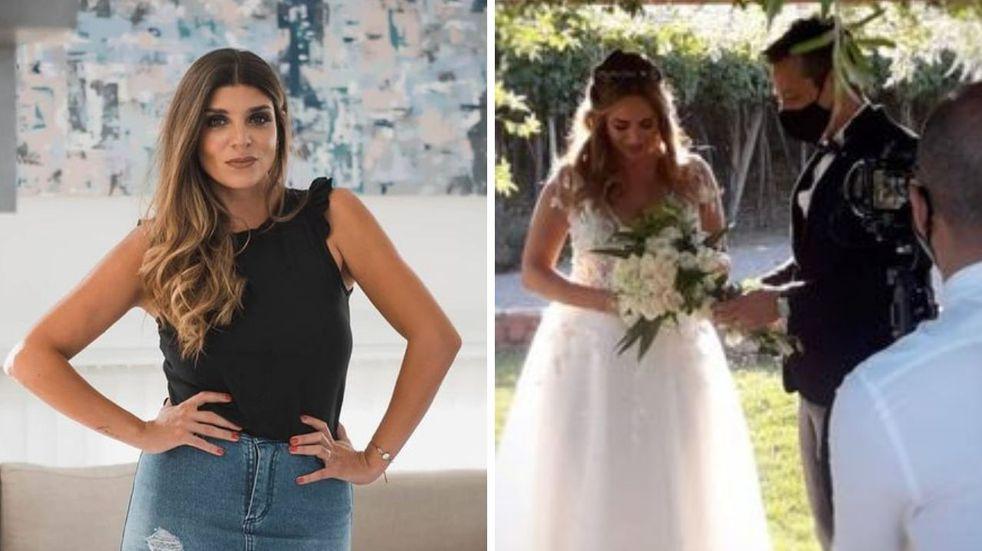 """Ornella Ferrara, la periodista mendocina que ofició de """"angelita"""" en LAM"""