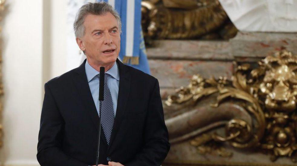 """""""Escuché a los argentinos, los escuché"""", afirmó Mauricio Macri en relación al resultado de las PASO"""